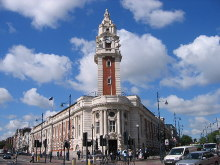 Lambeth, Brixton Town Hall, London © Stuart Taylor